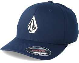 Full Stone Navy Flexfit - Volcom