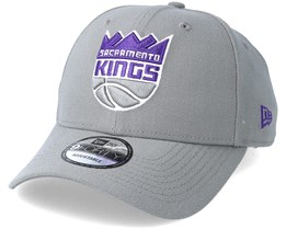 Sacramento Kings The League Grey Adjustable - New Era
