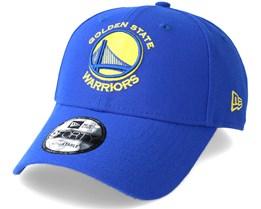 Golden State Warriors The League Blue Adjustable - New Era