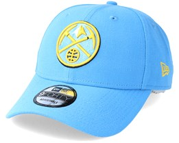 Denver Nuggets The League Light Blue Adjustable - New Era