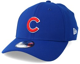 Chicago Cubs League Essential 39Thirty Royal Flexfit - New Era