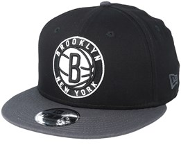 Brooklyn Nets 9 Fifty Black Snapback - New Era