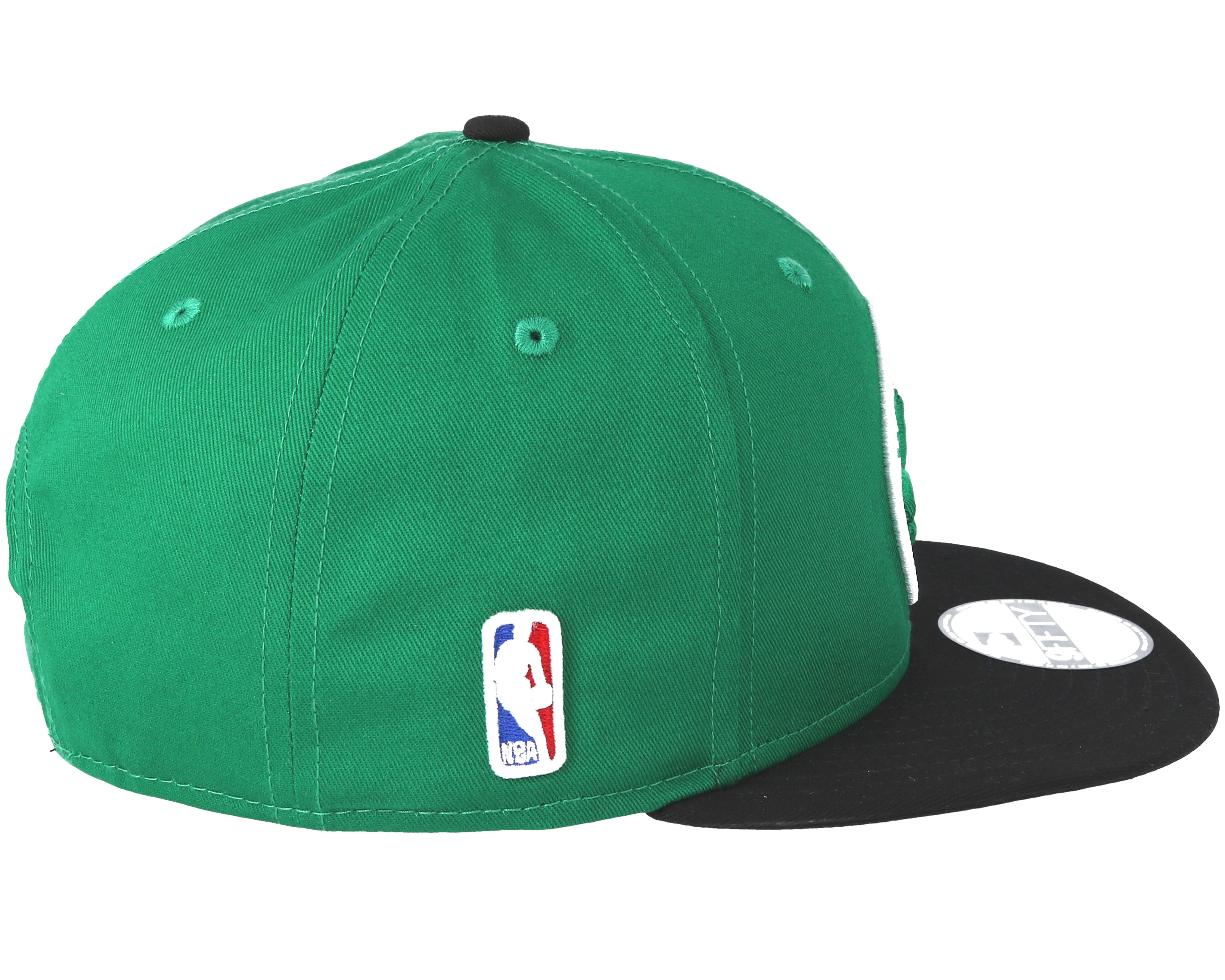 boston celtics 9fifty green snapback new era cap. Black Bedroom Furniture Sets. Home Design Ideas