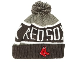 Boston Red Sox Calgary Gray Beanie - 47 Brand