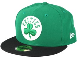 Boston Celtics Basic Green 59Fifty Fitted - New Era