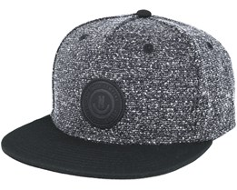 Petticap Dark Heather Grey Snapback -Neff