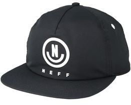 New Fection Black Snapback - Neff