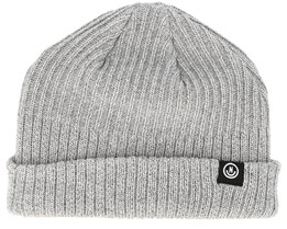 Fisherman Grey/White Beanie - Neff