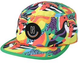Shanter Fitted Tropical Jungle Army - Neff