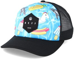 Hot Tub Pool Party Trucker - Neff