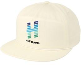 Network Off White Snapback - Huf
