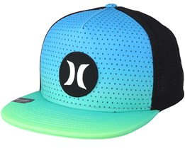 Third Reef Blue Trucker - Hurley