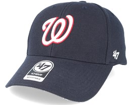 Washington Nationals Mvp Navy Adjustable - 47 Brand