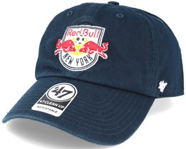 New York Red Bulls Clean Up Navy Adjustable - 47 Brand