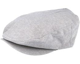 Barrel Snap Grey Flapcap - Brixton