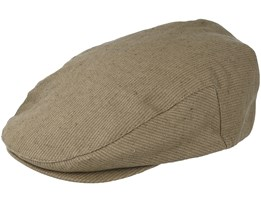 Hooligan Light Olive/Olive Flat Cap - Brixton