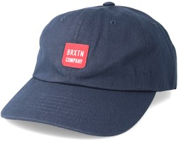 Bering Washed Navy Adjustable - Brixton