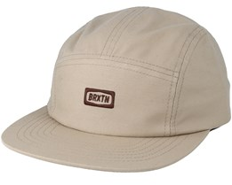 Rockford Khaki 5 Panel - Brixton