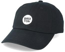 Glasgow Black Adjustable - Brixton