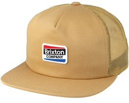 Worden Mesh Copper Trucker - Brixton