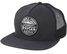 Marble Head 2 True Black Snapback - Burton