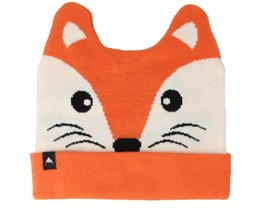 Mini Fox Orange Beanie - Burton
