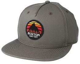 Underhill Brush Rucksack Snapback - Burton