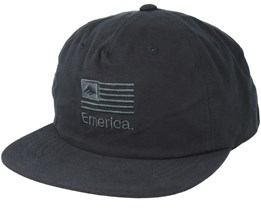 Made in Black Snapback - Emerica