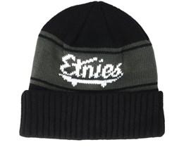 Strife Black/Grey Beanie - Etnies