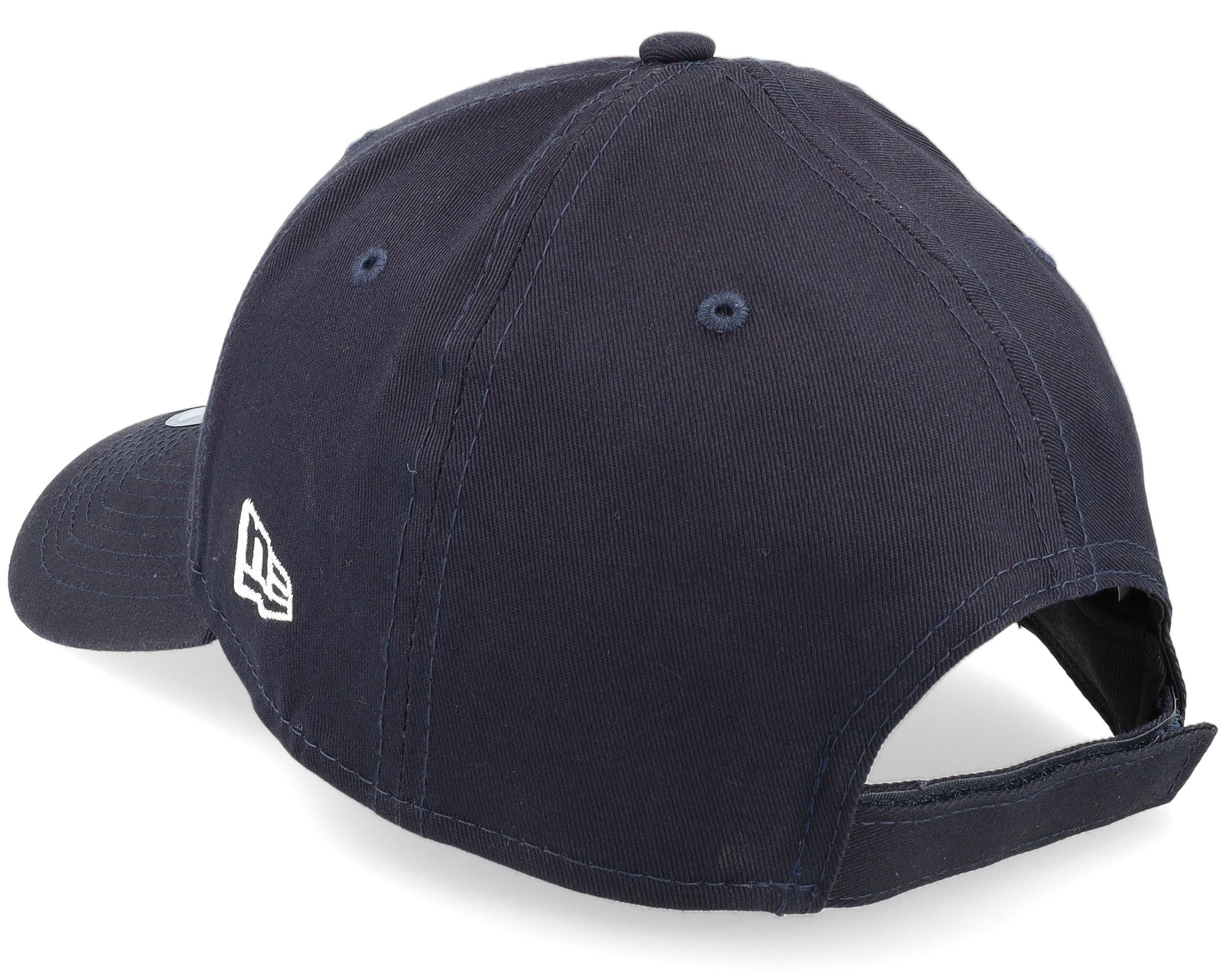 basic navy 940 adjustable new era cap. Black Bedroom Furniture Sets. Home Design Ideas