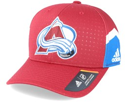 Colorado Avalanche Draft Structured Burgundy Flexfit - Adidas