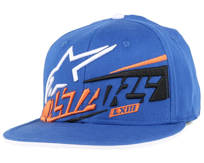 Precise Royal Blue Fitted - Alpinestars