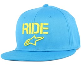 Ride Flat Turquoise Fitted - Alpinestars