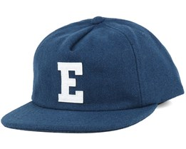 Bruiser Ball Navy Snapback - Emerica