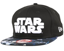 Star Wars Graphic Black 9Fifty Snapback - New Era