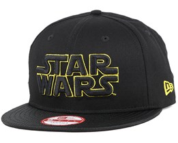 Star Wars Word Black 9Fifty Snapback - New Era