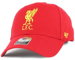 Liverpool FC MVP Red Adjustable - 47 Brand