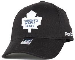 Toronto Maple Leafs BL Black Flexfit - Reebok