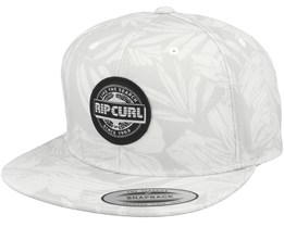 Rad Grey Snapback - Rip Curl