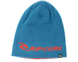 Brash Ink Blue Beanie - Rip Curl