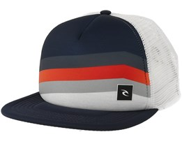 React Navy/Optical White Trucker - Rip Curl
