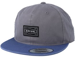 Dude Trucker Flint Grey Snapback - Rip Curl