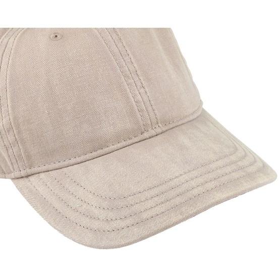 ec6948b7fa2 Marshal Cotton Beige Adjustable - Stetson caps