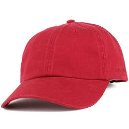 f5fb1a89f0812 Rector Cotton Red Adjustable - Stetson caps