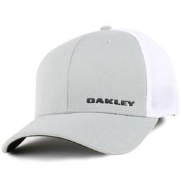 Oakley Silicon Bark Trucker 4.0 Grey Flexfit - Oakley £24.99 a79d3dbad6ae