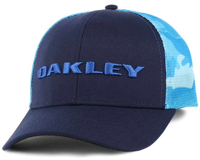 Tech Print Golf Peacoat Trucker - Oakley