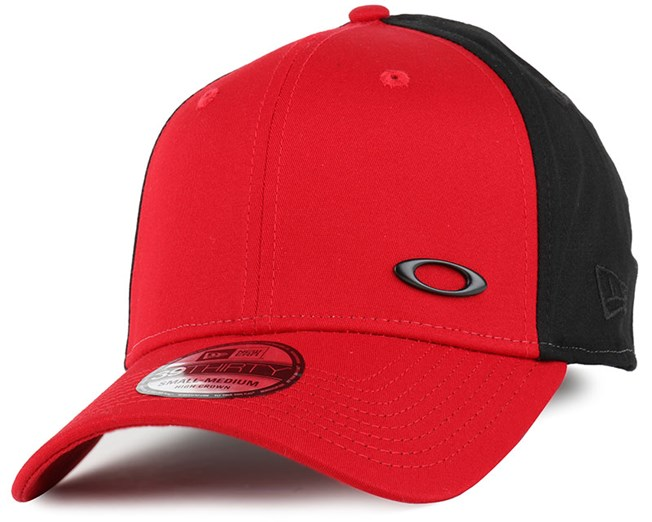 Tinfoil Red Line 39Thirty Flexfit - Oakley