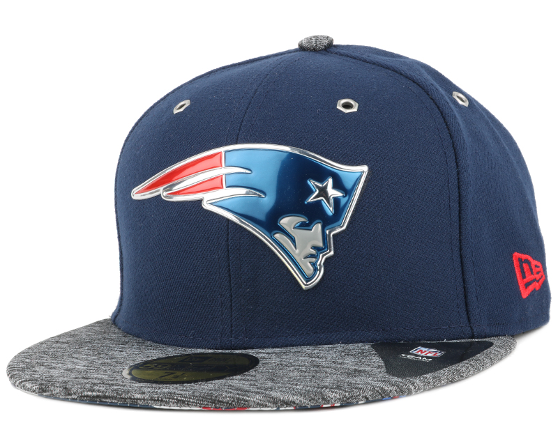 New England Patriots NFL Draft 2016 On Stage 59Fifty - New Era