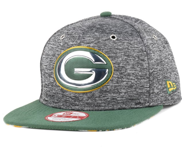 Green Bay Packers NFL Draft 2016 9Fifty Snapback - New Era