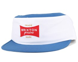 Mario White/Royal Painters Cap - Brixton